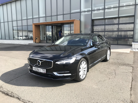 Volvo S90 2.0 AT (190 л.с.)