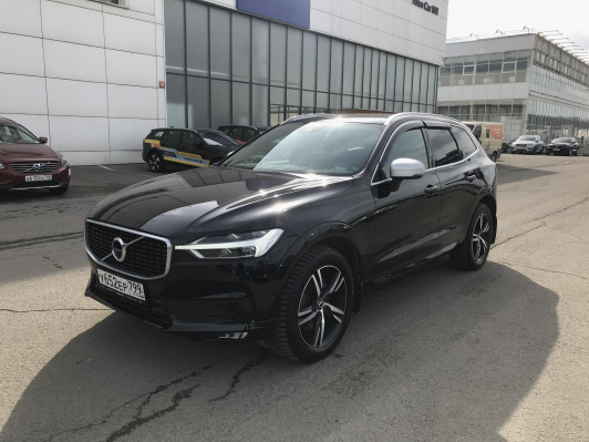Volvo XC60 2.0d AT (235 л.с.) 4WD
