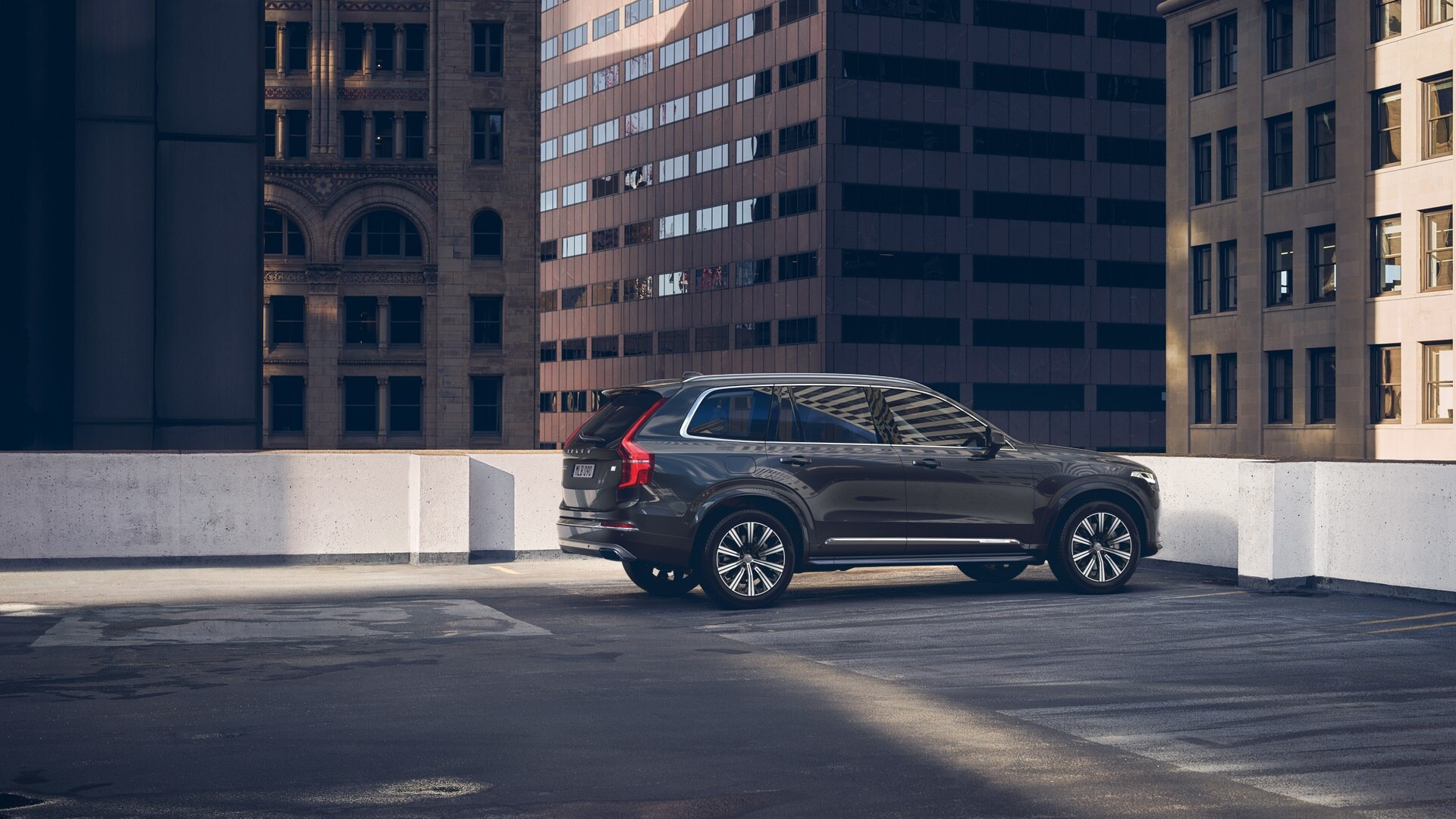 XC90 Recharge Inscription