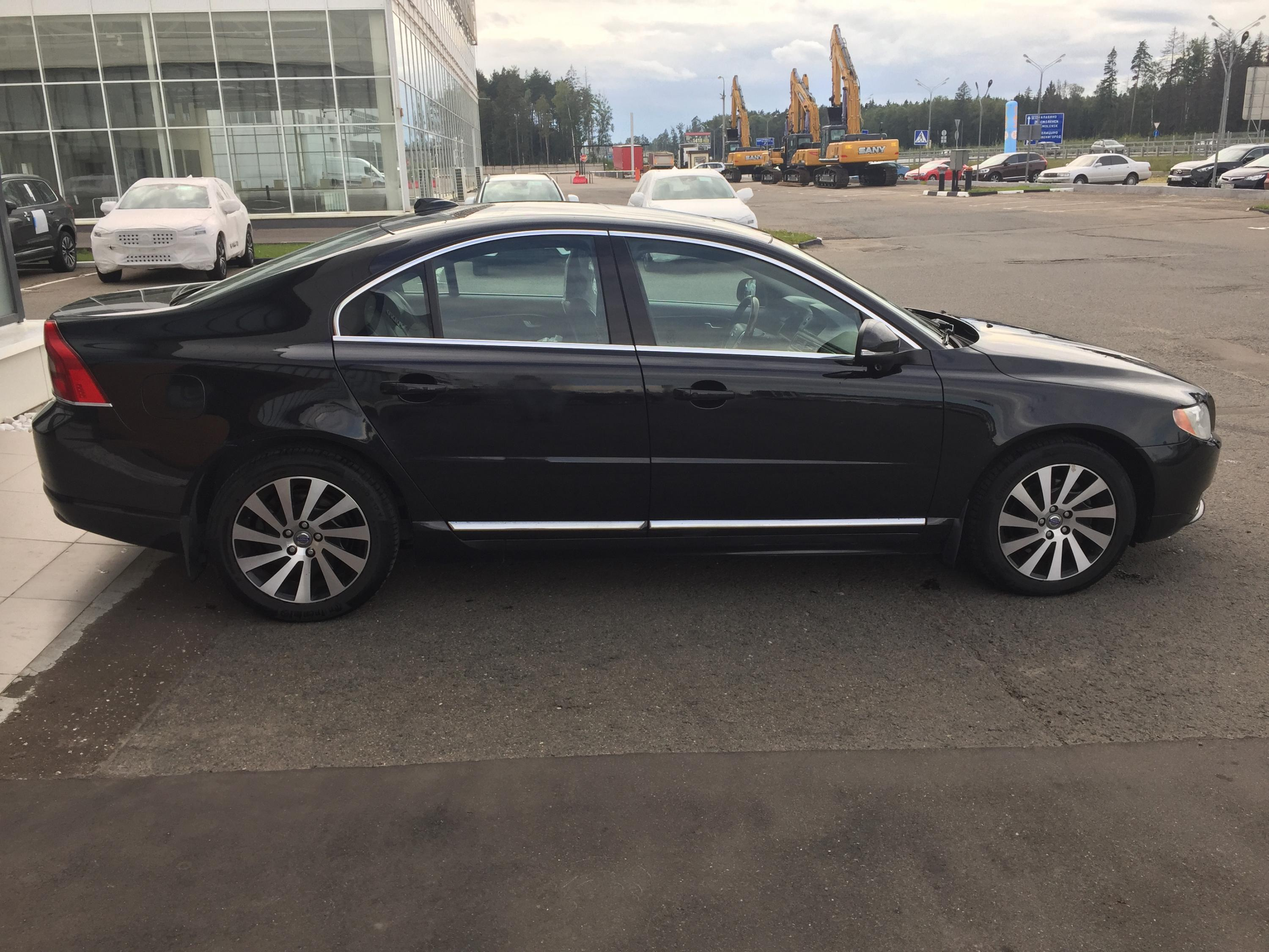 Volvo S80 2.5 AT (249 л.с.)