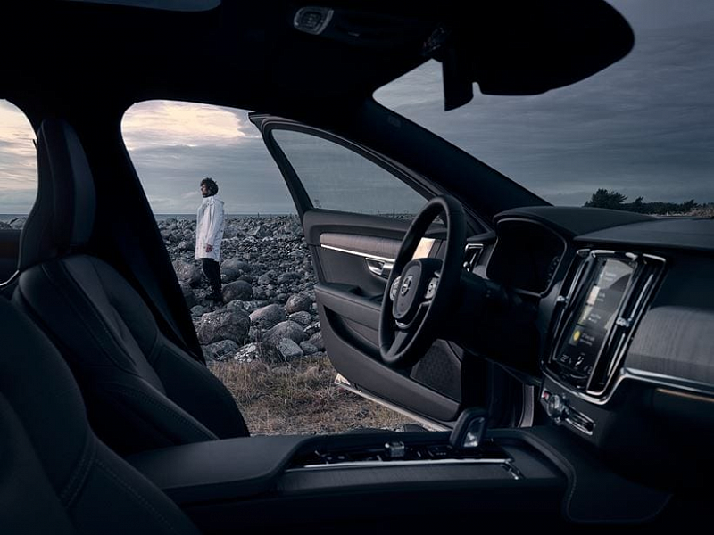 Volvo V90 Cross Country Интерьер